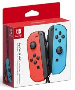 JOY CON PAIR RED BLUE