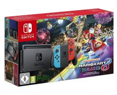 nintendo switch mario kart 8 bundle colors