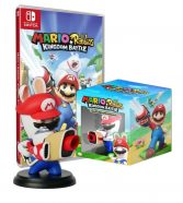 Mario Rabbids Kingdom Battle Collectors Edition Nintendo Switch
