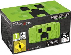 Nintendo New 2DS XL - Console Creeper Edition