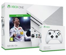 XBOX ONE S FIFA 18 BUNDLE
