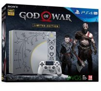 ps4 pro console limited edition god of war