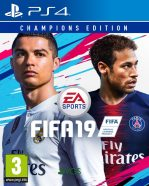 fifa 19 champions edition ps4 cover