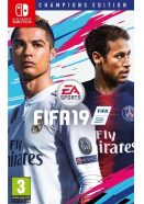 fifa 19 champions nintnedo switch