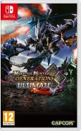 Monster Hunter Generations Ultimate nintendo switch cover