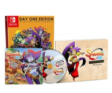 Shantae Half Genie Hero Ultimate Day One Edition SWITCH