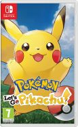 pokemon lets go pikatchu nintendo switch