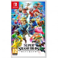 super smash bros ultimate nintendo switch cover