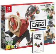Nintendo Labo Vehicle Kit pack1