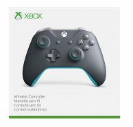 Xbox one Wireless Controller - Grey and Blue