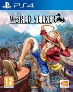ONE PIECE WORLD SEEKER ps4