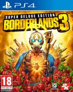 borderlands 3 super deluxe ps4