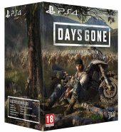 days gone collectors edition ps4