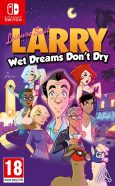 LEISURE SUIT LARRY WET DREAMS DONT DRY NINTENDO SWITCH