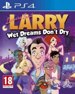 LEISURE SUIT LARRY WET DREAMS DONT DRY PS4