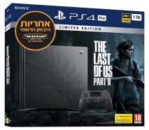 ps4 pro limited edition last of us part 2
