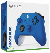 Xbox Wireless Controller - Shock Blue